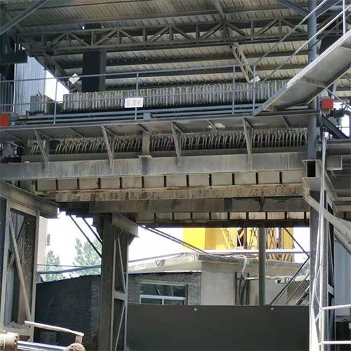 礦砂制砂廢水處理壓濾機